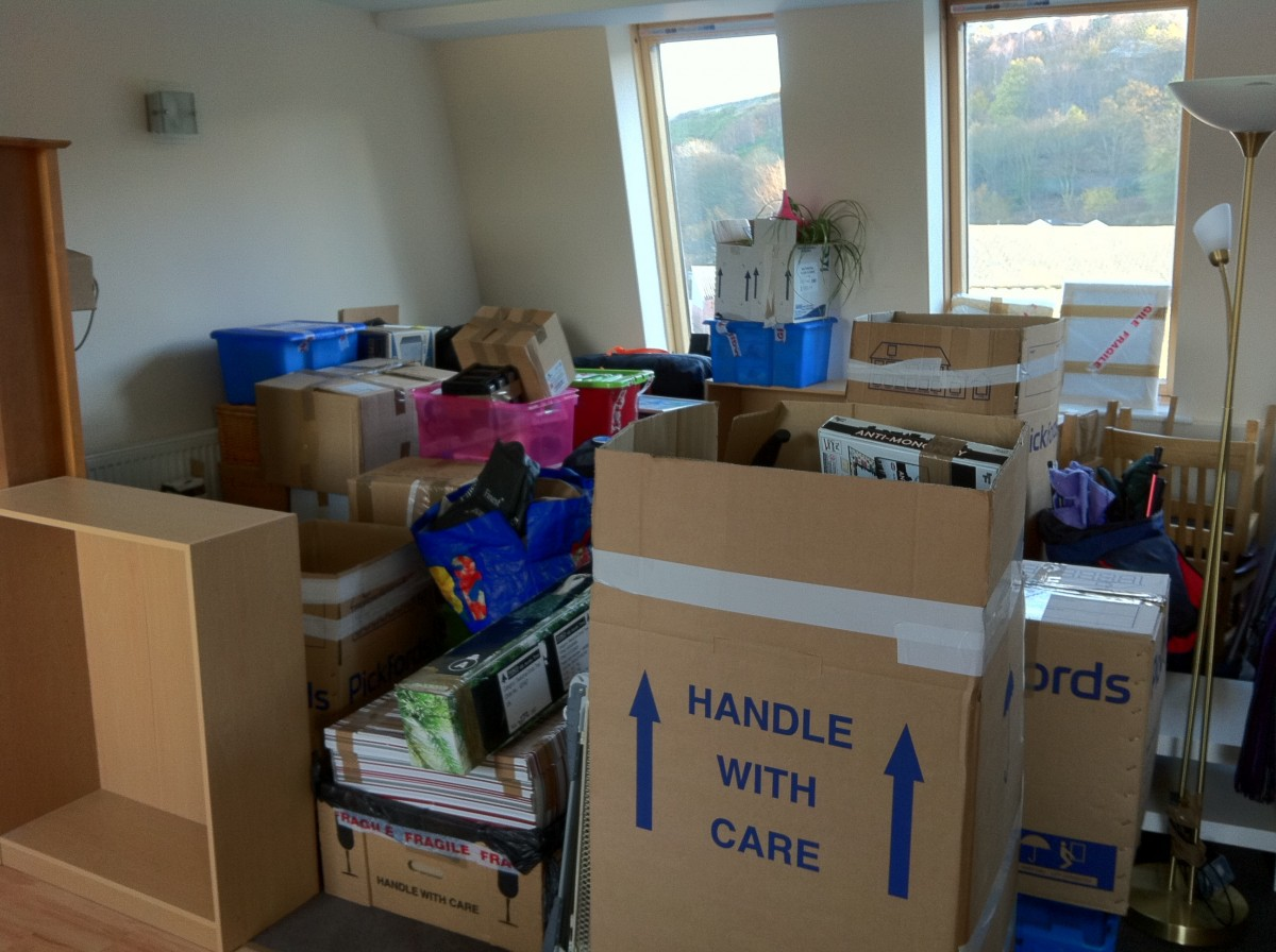Removals West Sussex
